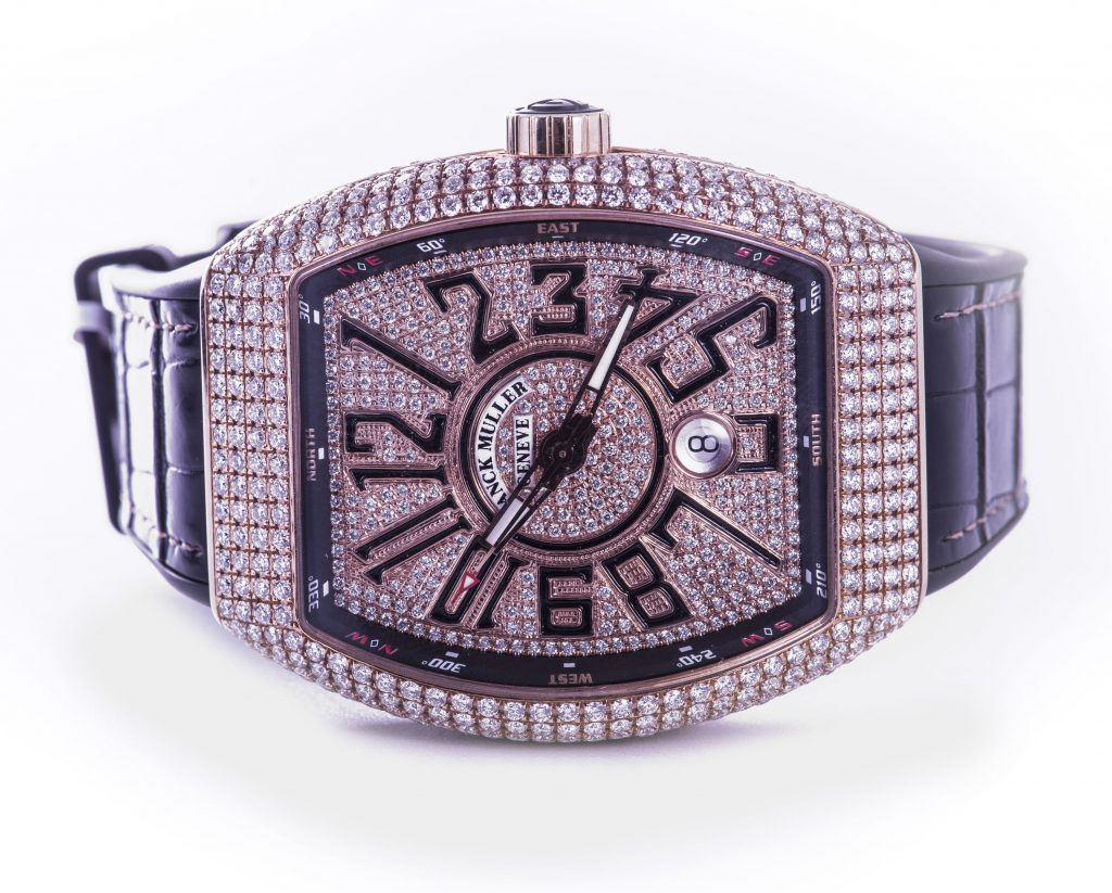 Franck Muller Vanguard 45mm Watch