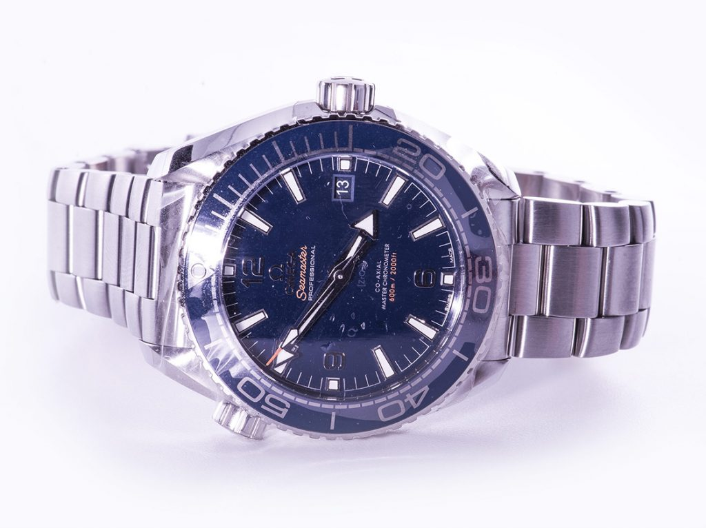 Omega Seamaster Planet Ocean 600m Watch