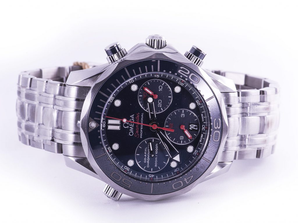 Omega Seamaster Diver 300m Watch