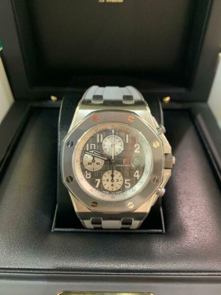 Audemars Piguet Royal Oak Offshore watch ref: Ghost